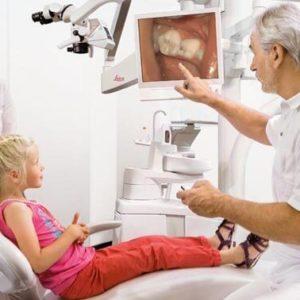 Лечение зубов под микроскопом | Complex Dent