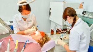 Профессиональное лечение зубов под наркозом | Complex Dent