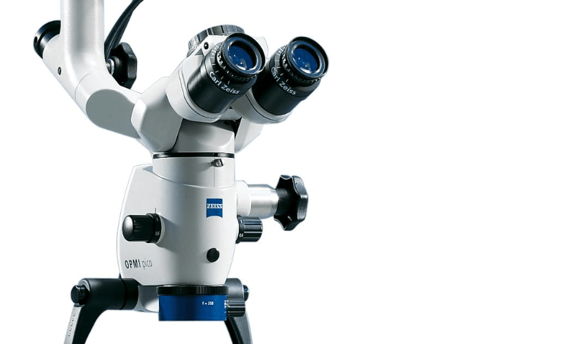 Лечение под микроскопом | https://complex-dent.com.ua