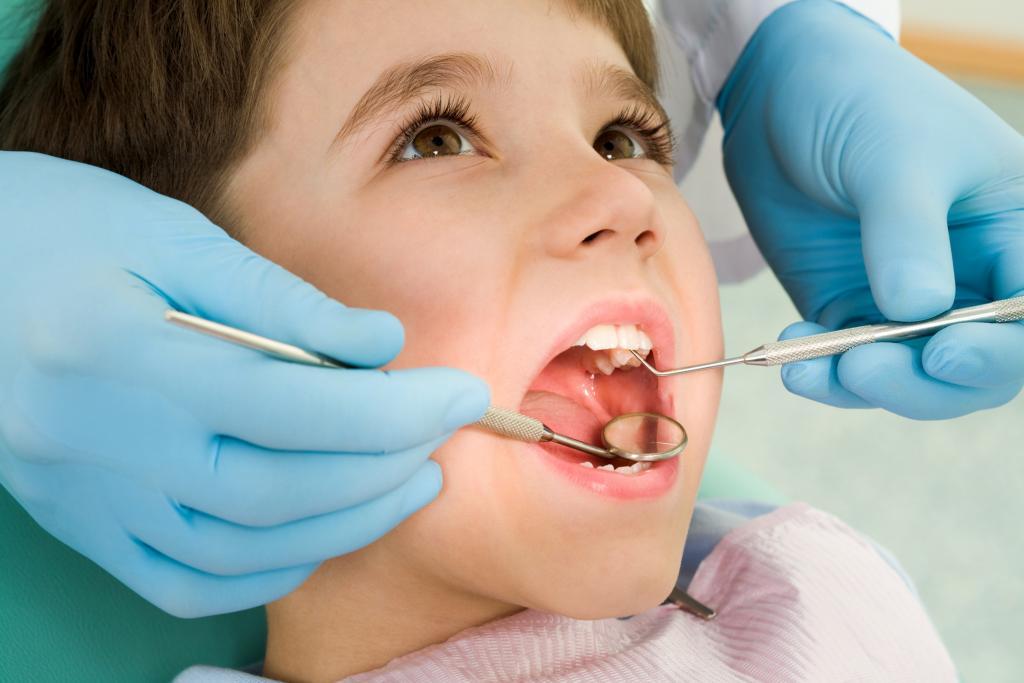 Особенности детской стоматологии - 1 | Complex Dent