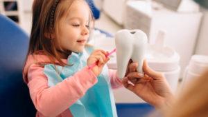 Детская стоматология. Памятка для родителей | Complex Dent