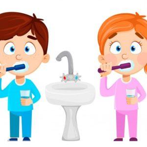 Как и в каком возрасте учить ребенка чистить зубы самостоятельно? | Complex Dent