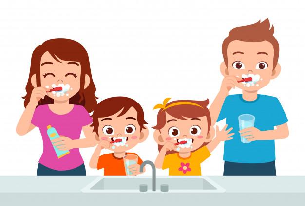 Как и в каком возрасте учить ребенка чистить зубы самостоятельно? - 2 | Complex Dent