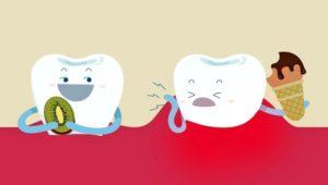 Полезные и вредные продукты для зубов | Complex Dent
