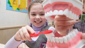 Правильная чистка зубов | Complex Dent
