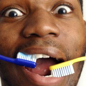 Основные ошибки при чистке зубов | Complex Dent