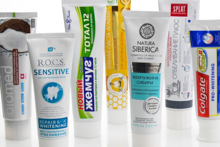 Как правильно выбрать зубную пасту и щётку - 3 | Complex Dent