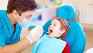 Особенности лечения молочных зубов | Complex Dent