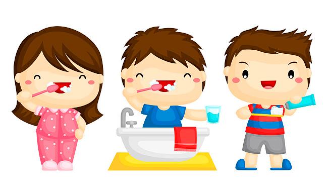 Профессиональная чистка зубов у детей - 1 | https://complex-dent.com.ua