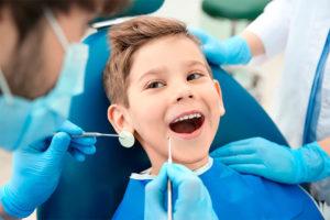Консультация детского стоматолога - 1 | https://complex-dent.com.ua