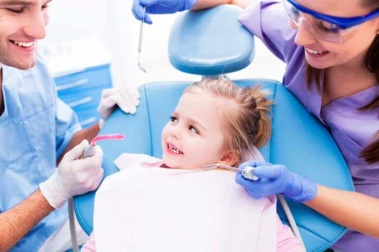 Консультация детского стоматолога | https://complex-dent.com.ua