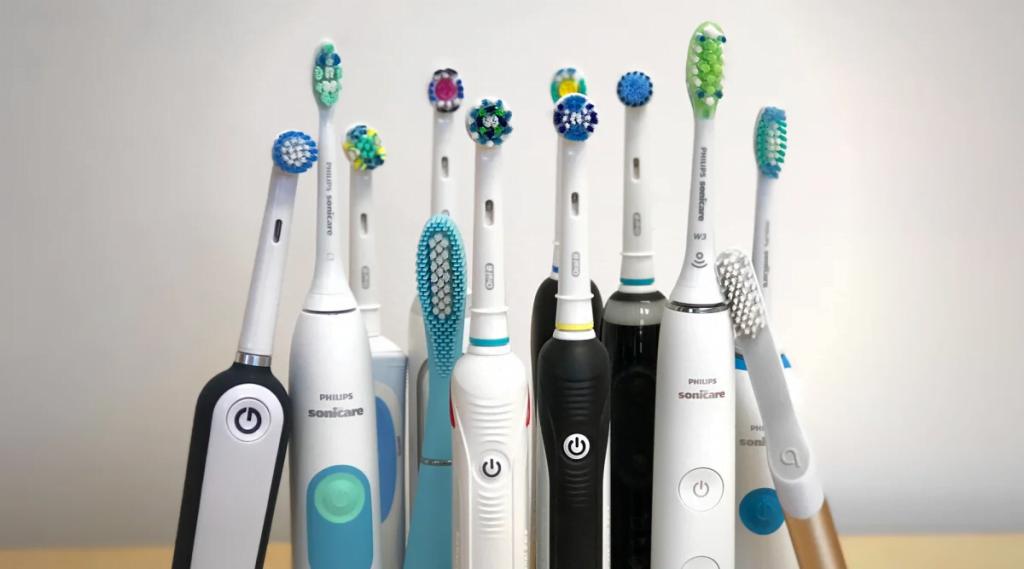 Как выбрать электрическую зубную щетку? -1 | https://complex-dent.com.ua/